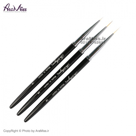 قلم طراحی ظریف 3 سایز Beshyne